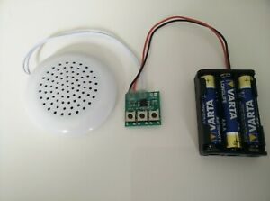 Ding Dong Electronic Doorbell Chip Door Bell  Music DIY Kit - 36 x Melody Tunes