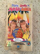*~Hawaiian Beach Party*~ You're Invited To Mary Kate & Ashley's *~A Musical*~