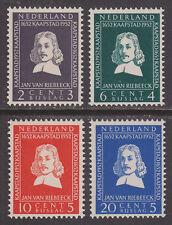 NVPH 578-581 Van Riebeeck-zegels 1952 postfris (MNH)