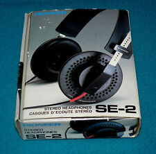 Rare : PIONEER SE-2 : Open Air STEREO HEADPHONES @ Vintage JAPAN