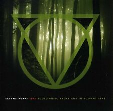 Skinny Puppy - Bootlegged Broke & in Solvent Seas [New CD]
