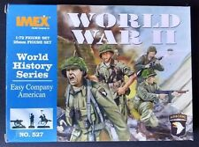 Imex 1:72 World History Series WWII Easy Company American Lot
