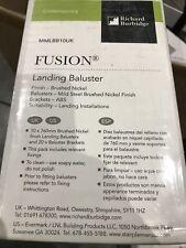 richard burbidge fusion Landing Baluster Kit MMLBB10UK
