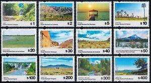 2019 Nature- National Parks - Argentina (Definitive) MNH