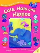 Speaking and Listening Cats, Hats, and Hippos (Adventures in Literacy) by Thoms