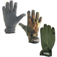 Proclimate Textured Grip Waterproof Neoprene Camo Hunting Shooting Fishing Glove