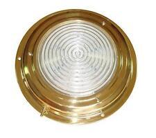 INTERIOR LIGHT; FLUSH MOUNT; XENON; CHROME PLATED; 12V 10W; AA00149C 135-1136