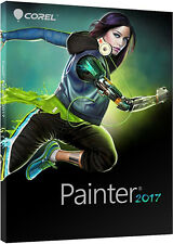 Corel Painter 2017  Full Commercial Version - New Retail Box