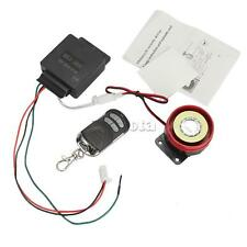 12V Safety Alarm for Harley Electra Glide Classic Ultra FLHTC Remote Control NEW