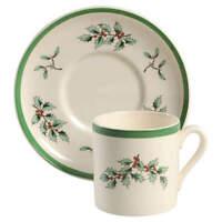 Spode Christmas Tree  Demitasse Cup & Saucer 6212629