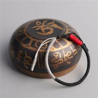 Braided Tibetan Woamn/Woman Handmade  Black  Rope Knots Lucky Buddhist Bracelets