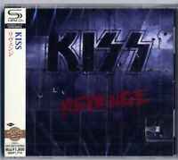 KISS-REVENGE-JAPAN SHM-CD D50