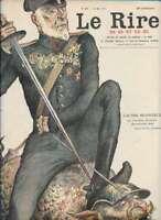 Journal Le RIRE Rouge, édition de guerre N° 26 du 15 mai 1915