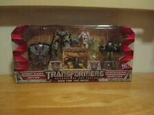 Transformers Revenge of the FallenLegends War For The Skies 4 Figure Set