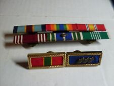 U S Army Campaign Ribbons