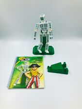 Crayola Alive Figure on Stand Plus Drawing Pad & Ipad/Iphone Stand Collectable