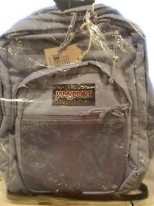 """Jansport """"Big Campus"""" Backpack School Book Bag Blue Agave. Brand New! Unopened!"""