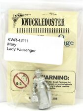 Knuckleduster KWR-48111 Mary Lady Passenger O Gauge Train Scale Western Civilian
