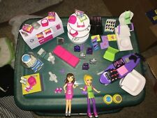2 Jakks MiWorld OPI & Skechers Build Your Own Mall Play Sets Extra Pieces Incl