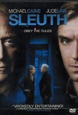 Sleuth (DVD, 2008, Widescreen Version) - Usually ships within 12 hours!!!