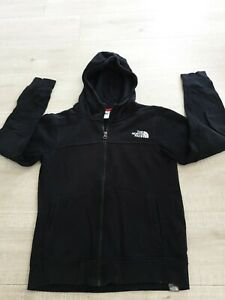 Boys North Face Black Hoodie Size XL 13-15 Years