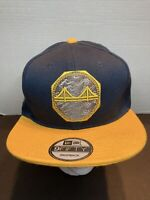 New Era 9fifty Golden State Warriors 2018 City Edition Snapback Hat