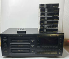 Pioneer PD-TM3 CD Player 3 Magazine 18 Disc Multi-Player w/Remote WORKING (READ)