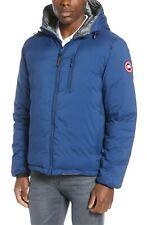 Canada Goose Lodge Packable Men's Northern Night Blue Hooded Jacket Size Large