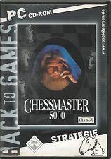 Chessmaster 5000 (PC, 2002, DVD-Box) - OHNE ANLEITUNG - Top Zustand