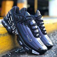 Nike Air Max Plus 3 III Tuned Tn - Black / White / Black - 3-13UK CD7005-003
