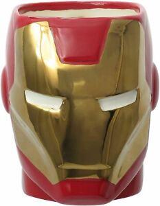 Marvel: Avengers: Iron Man - Head Molded Mug