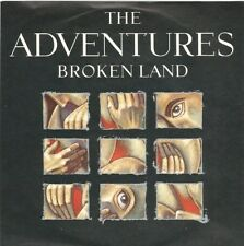 The Adventures - Broken Land / Don't Stand On Me (Vinyl-Single 1988) !!!