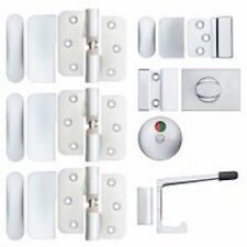 METLAM Toilet Partition Set 106C RH 3 Hinges-SC FREE POST -50517050