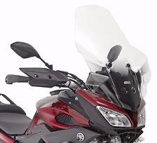 Givi 2122DT WINDSCREEN Yamaha MT-09 TRACER 2016 + D2122KIT clear taller SCREEN