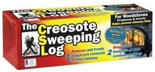 Creosote Sweeping Log Sl-824-12 Fireplace/Woodstove/Chimn ey Cleaner