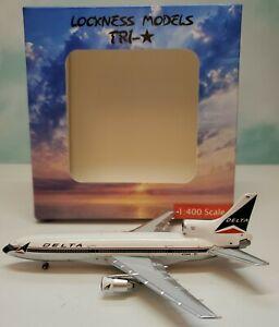 Aeroclassics 1:400 Delta Lockheed L-1011 Tristar N729DA Widget Livery Lockness