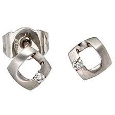 Natürliche echte Diamant-Ohrschmuck mit SI Reinheit