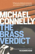 The Brass Verdict (Harry Bosch Series), Connelly, Michael, 1409155765, New Book