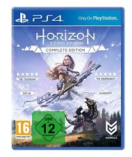 Horizon Zero Dawn - Complete Edition (Sony PlayStation 4, 2017)