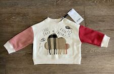 Burberry Baby Boy Sweater 6-9 Months Nwt
