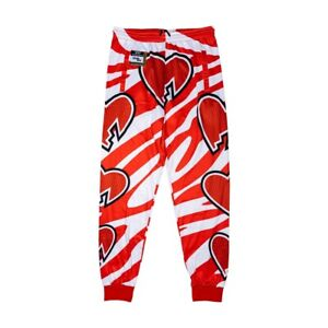 NWT Chalk Line WWE Shawn Michaels HBK One Night Only 97 Retro Track Pants SMALL