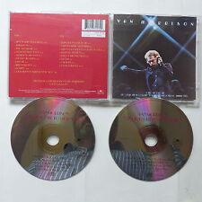 CD Album VAN MORRISON It's too late to stop now live in concert 537 453 2