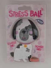 Stress Ball - Squeeze & Squish - Dog - Brand New