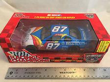 1998 Racing Champions Joe Nemechek #87 Bell South Chevrolet NASCAR 1:24 Scale