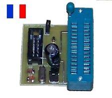ATMega 328  AVR programmer adapter