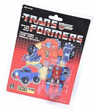 Transformers G1 Autobot GEARS Minibot Action Figure Gift NEW