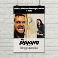 The Shining Stanley Kubrick Movie Poster Giclee' Art Print