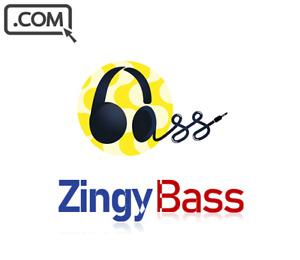 ZingyBass .com - Premium BRAND Domain Name For Sale MUSIC BASS EDM DOMAIN