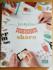 Stampin Up!  Idea Book And Catalog 2014-2015