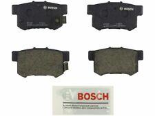 For 2002-2015 Honda Civic Brake Pad Set Rear Bosch 95558XS 2003 2004 2005 2006